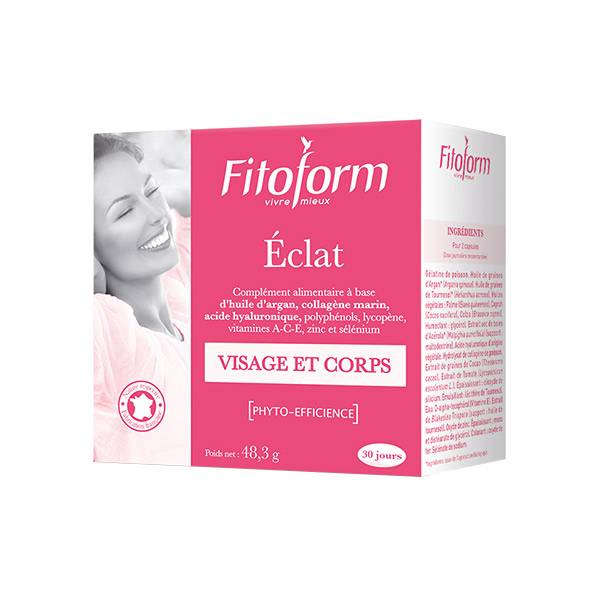 Fitoform Eclat 60 capsules