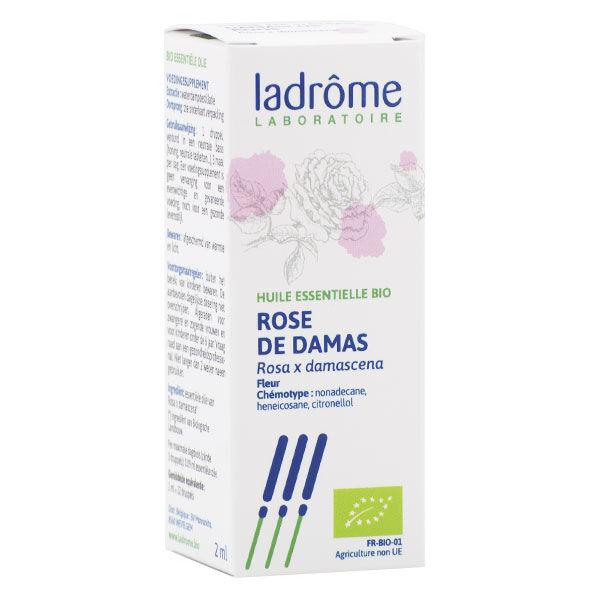 Ladrome Ladrôme Huile Essentielle Rose de Damas Bio 2ml