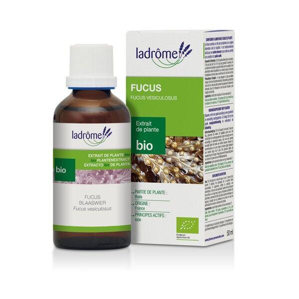 Ladrôme Extraits de Plantes Fraîches Bio Fucus 50ml