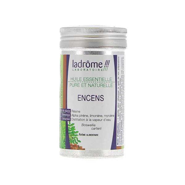 Ladrome Huile Essentielle Encens Bio 5ml