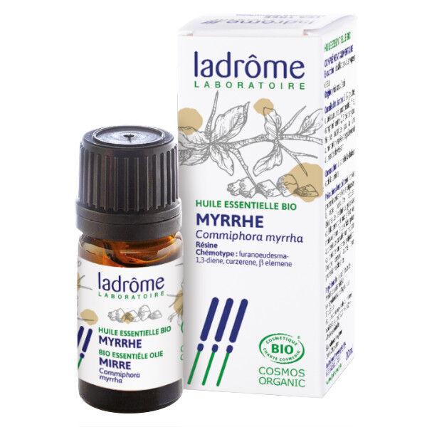 Ladrome Ladrôme Huile Essentielle Myrrhe Bio 5ml