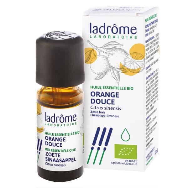 Ladrôme Huile Essentielle Orange Douce Bio 30ml