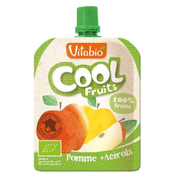 Vitabio Cool Fruits Pomme d'Aquitaine + Acérola 90g