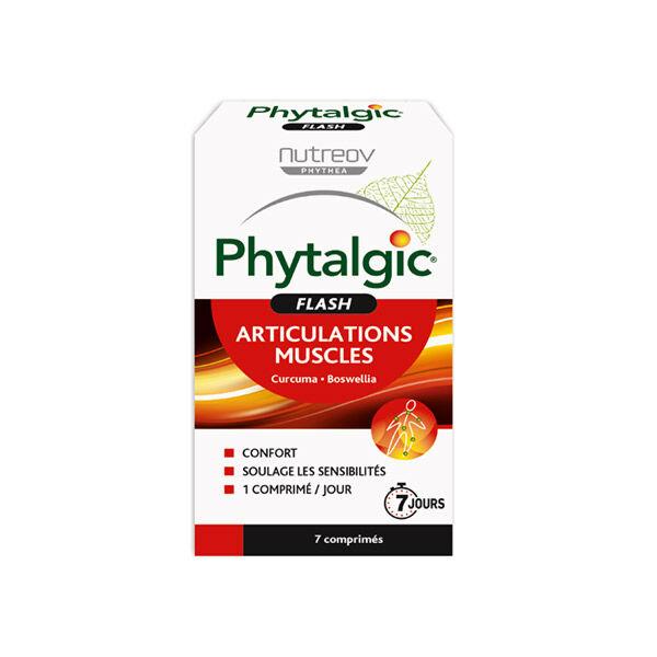 Phytea Phytalgic Flash Articulations Muscles 7 comprimés