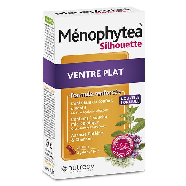 Phytea Menophytea Silhouette Ventre Plat 30 comprimés