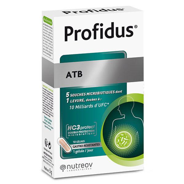 Phytea Nutreov Profidus ATB 10 gélules