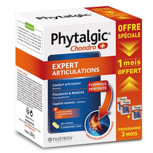 Phytea Nutreov Phytalgic Chondro+ Expert Articulations 180 comprimés dont 60 offerts
