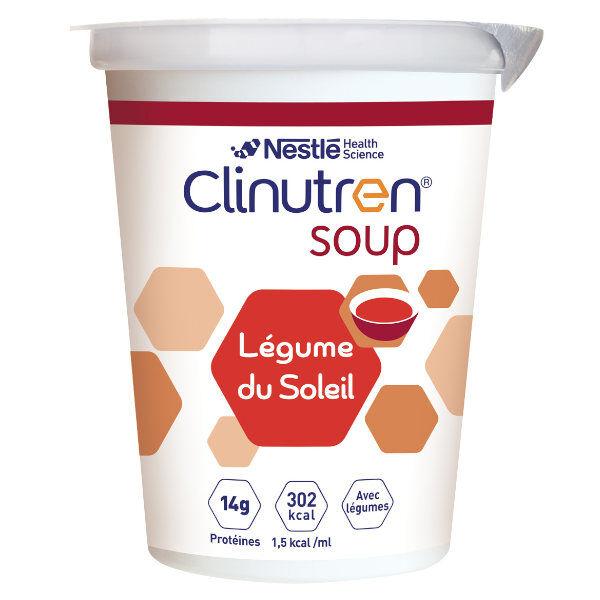 Clinutren Soup Légumes du Soleil 4 x 200ml