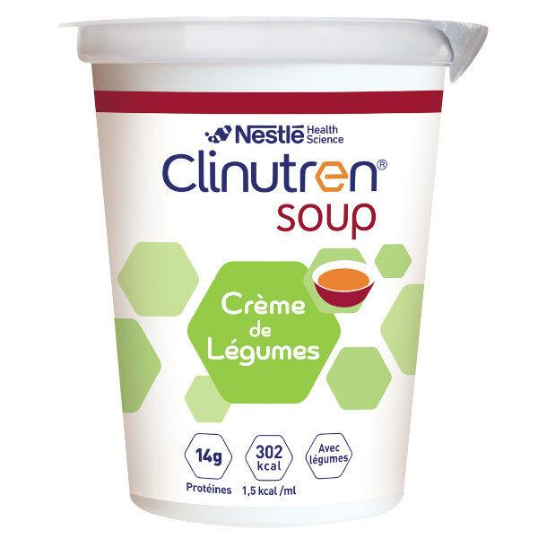 Clinutren Soup Crème de Légumes 4 x 200ml