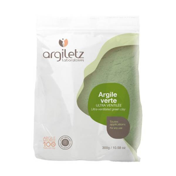 Argiletz Argile Verte Surfine 300g