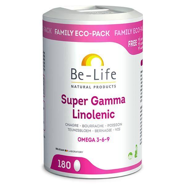 Be Life Be-Life Super Gamma Linolenic 180 capsules