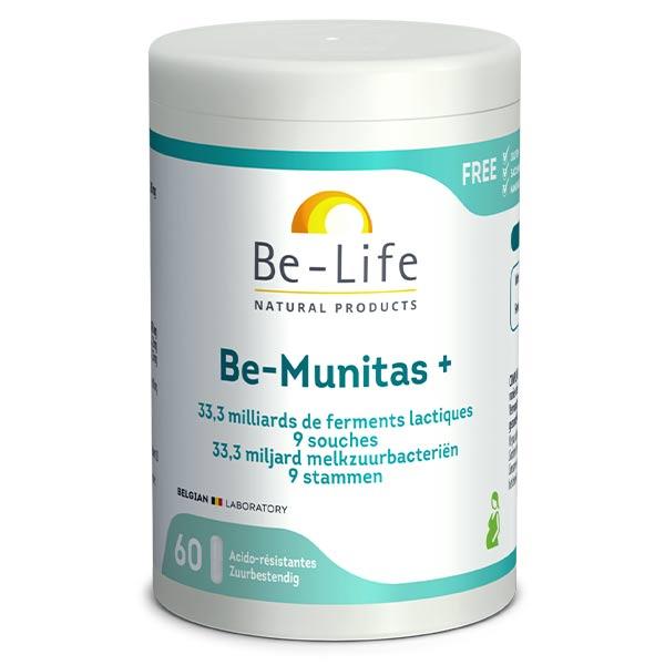 Be Life Be-Life Be-Munitas+ 60 gélules
