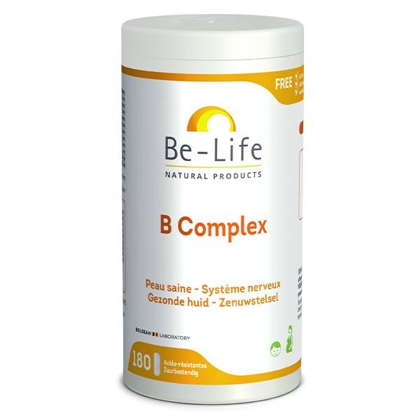 Be Life Be-Life B Complex 180 gélules