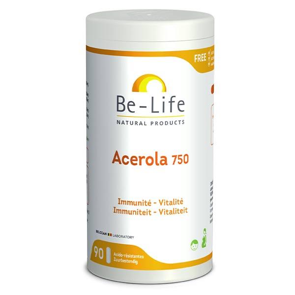 Be Life Be-Life Acérola 750 90 gélules