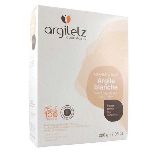 Argiletz Argile Blanche Ultra Ventilée 200g