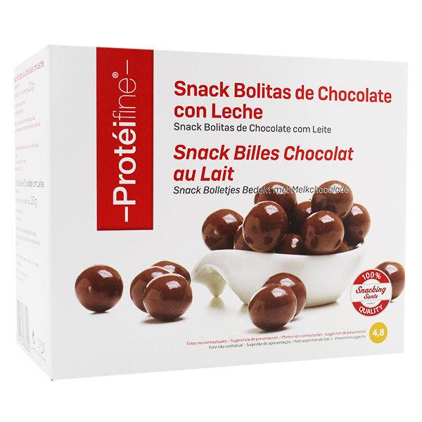 Inovance Protéifine Snack Billes Chocolat au Lait 230g