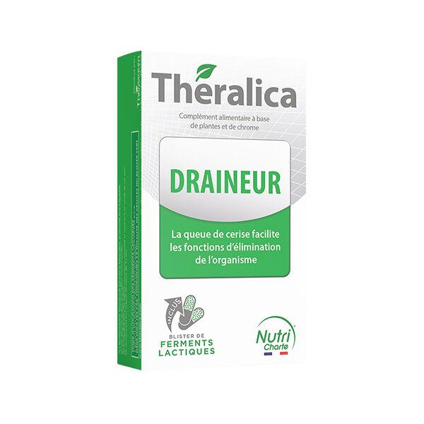 Théragreen Theragreen Theralica DR Draineur 15 sticks + 15 gélules