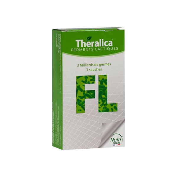 Théragreen Theragreen Theralica Ferments Lactiques 15 gélules