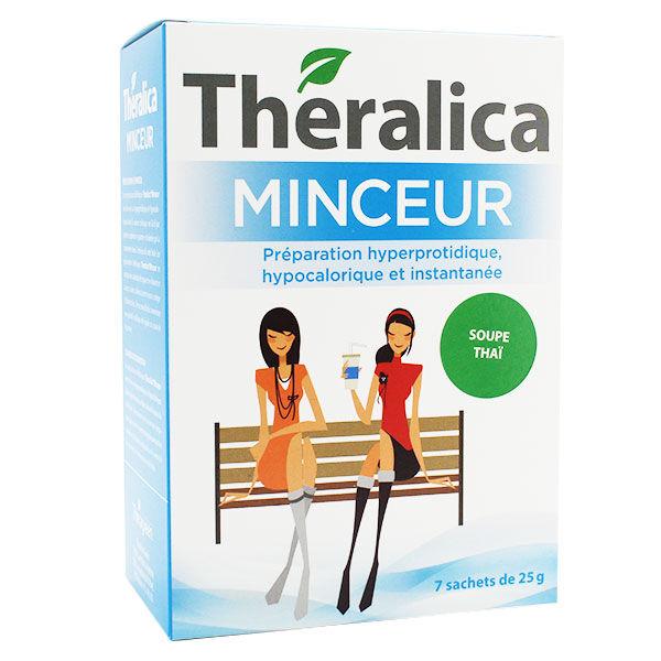 Théragreen Theralica Minceur Soupe Thaï 7 sachets