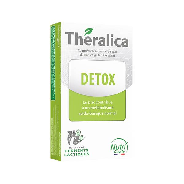 Théragreen Theragreen Theralica DX Detox 45 gélules