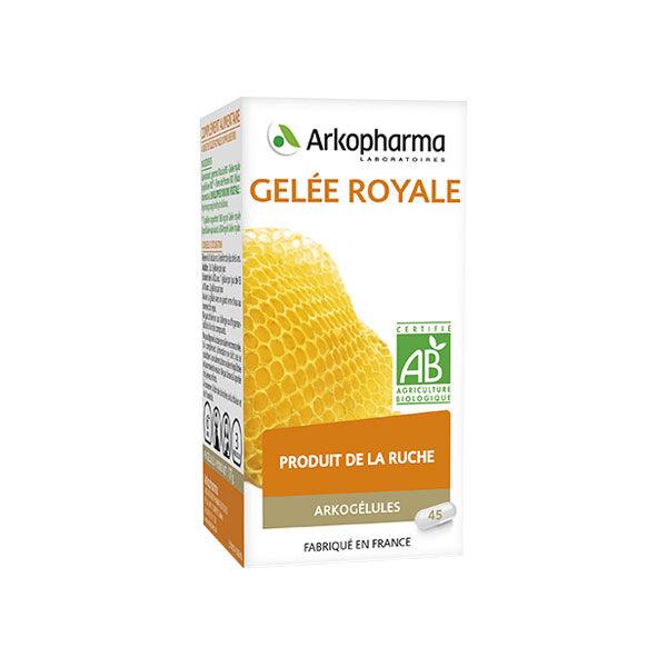 Arkopharma Arkogélules Gelée Royale Bio 45 gélules
