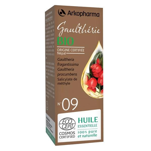 Arko Essentiel Huile Essentielle Bio Gaulthérie N°9 10ml