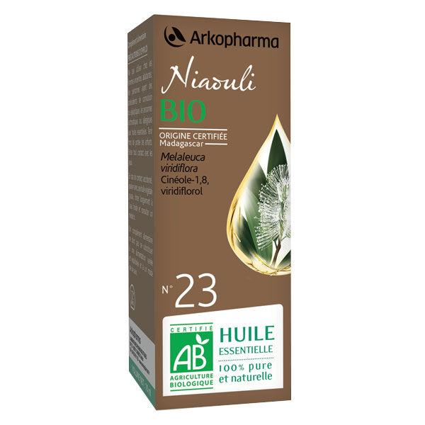 Arko Essentiel Huile Essentielle Bio Niaouli N°23 10ml