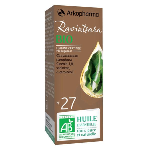 Arko Essentiel Huile Essentielle Bio Ravintsara N°27 5ml