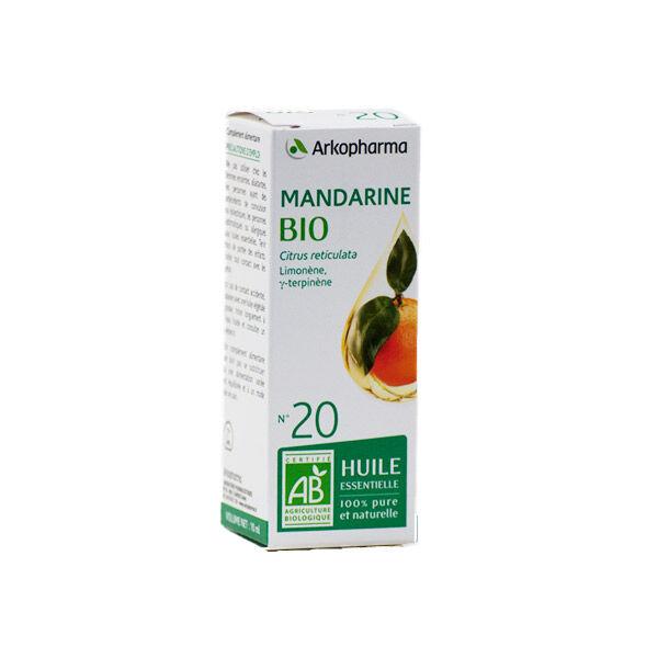 Arko Essentiel Huile Essentielle Bio Mandarine N°20 10ml