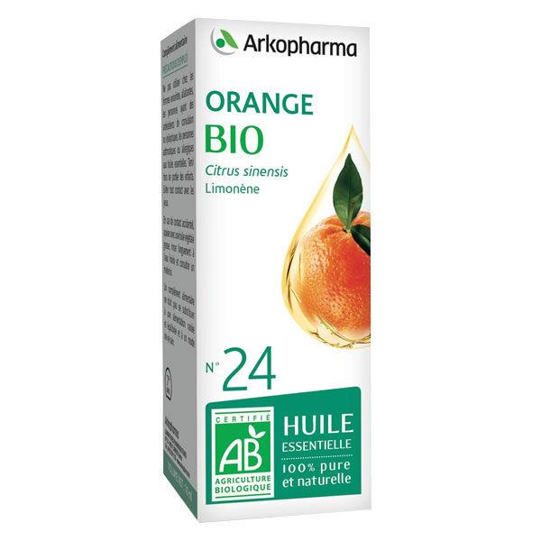 Arko Essentiel Huile Essentielle Bio Orange N°24 10ml
