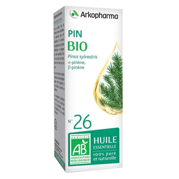 Arko Essentiel Huile Essentielle Bio Pin N°26 5ml