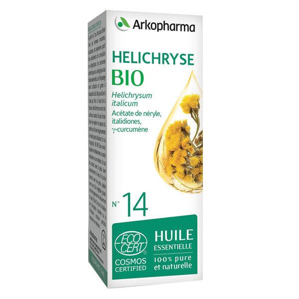 Arko Essentiel Huile Essentielle Bio Hélichryse N°14 5ml
