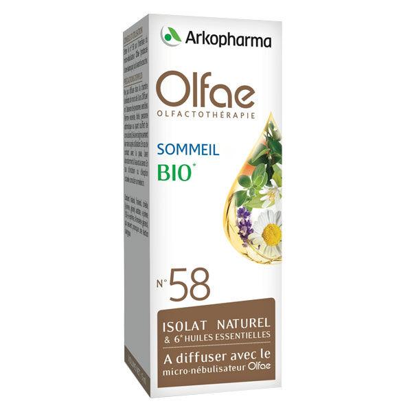 Arko Essentiel Olfae Complexe à Diffuser Sommeil Bio N°58 5ml