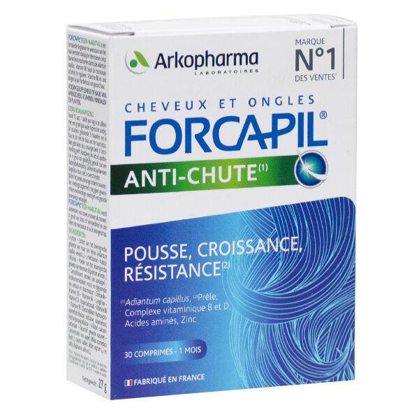 Arkopharma Forcapil Anti Chute 30 comprimés