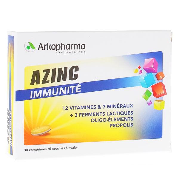 Arkopharma Azinc Immunité 30 comprimés