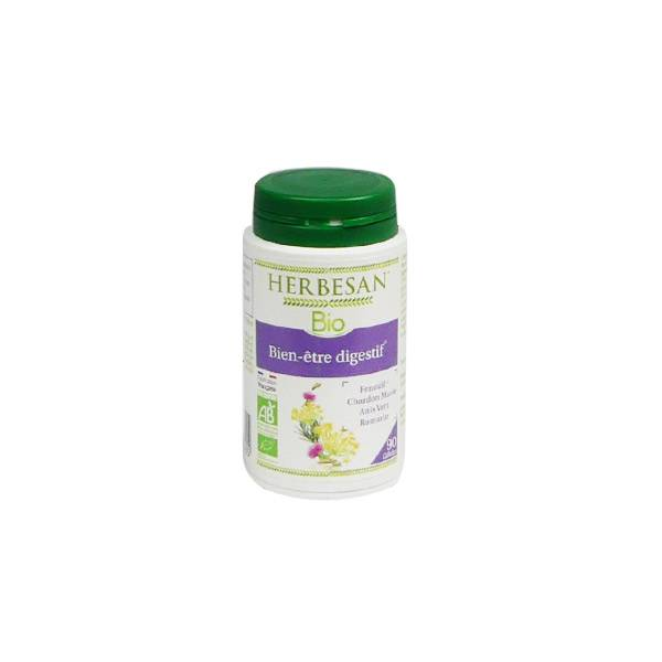 Herbesan Bien-être Digestif 90 gélules