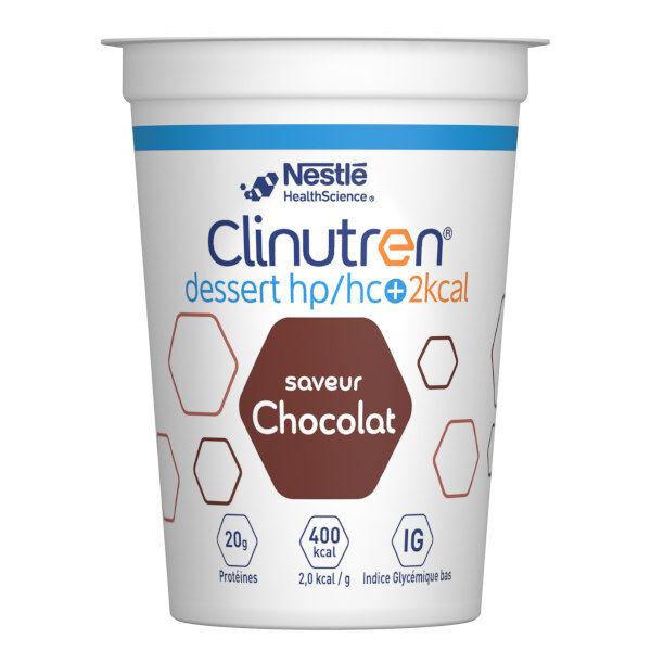 Clinutren Dessert HP/HC + Chocolat 4 x 200g