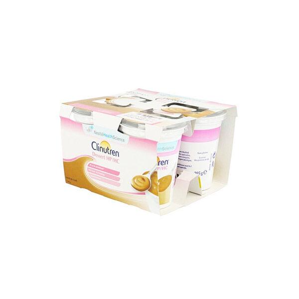 Clinutren Dessert HP/HC + Café 4 x 200g