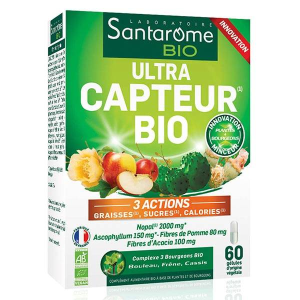 Santarome Bio Ultra Capteur 60 gélules