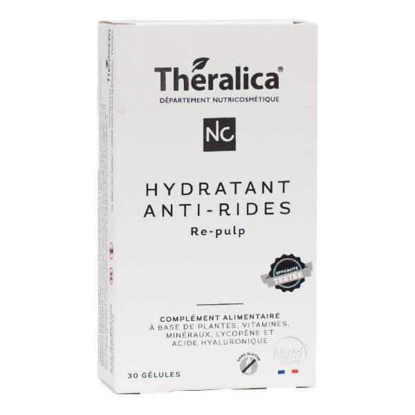 Théragreen Theragreen Theralica Hydratant Anti-Rides Repulp 30 gélules