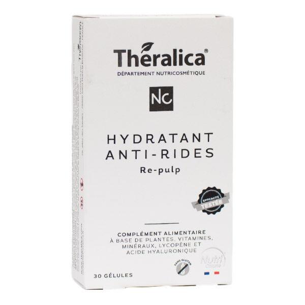 Théragreen Theragreen Theralica Hydratant Anti-Rides Repulp 30 gélules