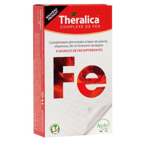 Théragreen Theragreen Theralica Fer 45 gélules