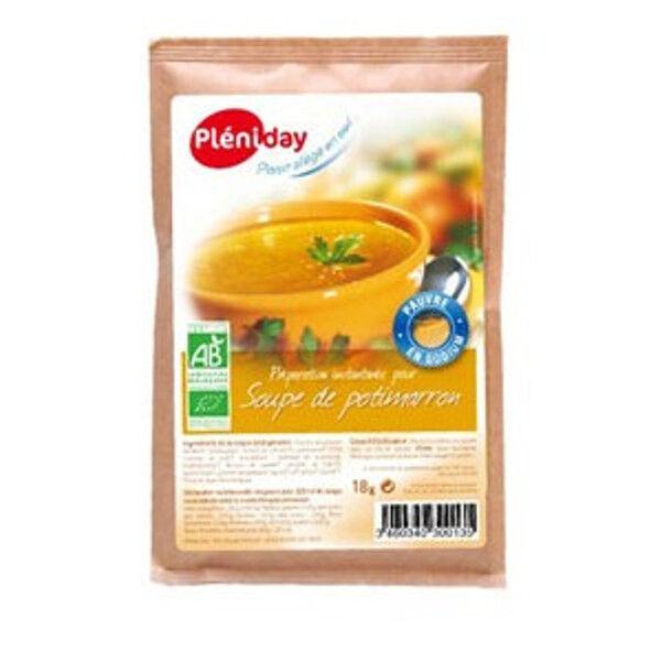 Pléniday Soupe Instantanée Potimarron 18g