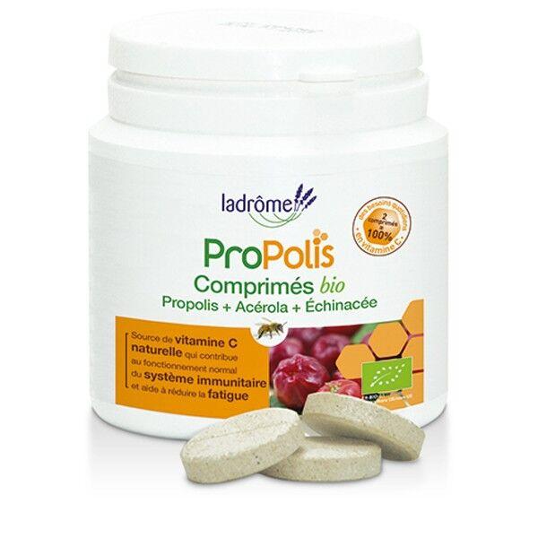 Ladrôme Propolis Comprimés Acérola Echinacée Bio 40 comprimés à croquer