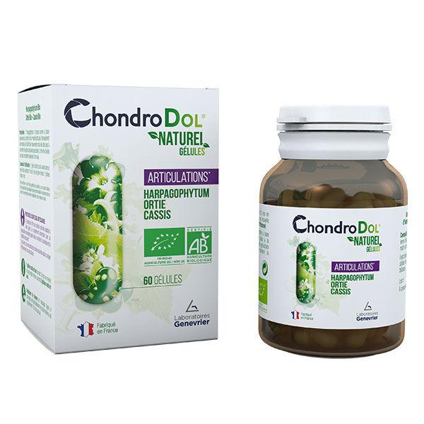 Genevrier ChondroDol Naturel Articulations 60 gélules