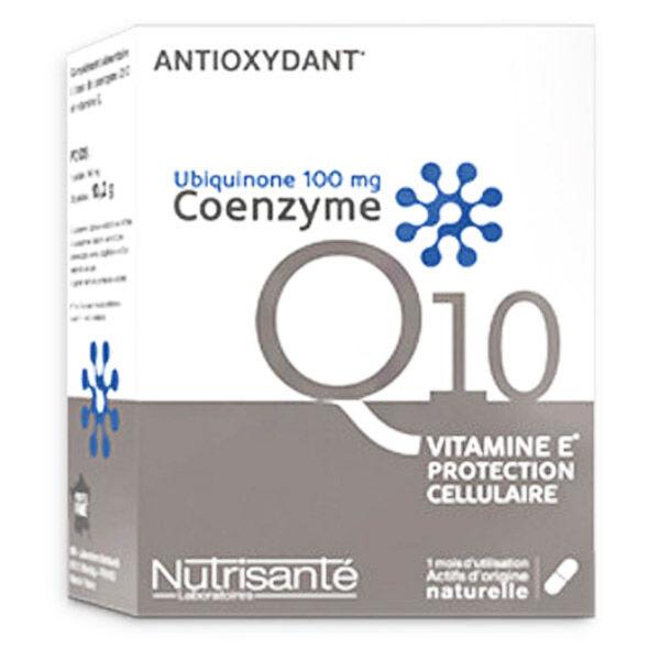 Nutrisanté Coenzyme Q10 30 gélules
