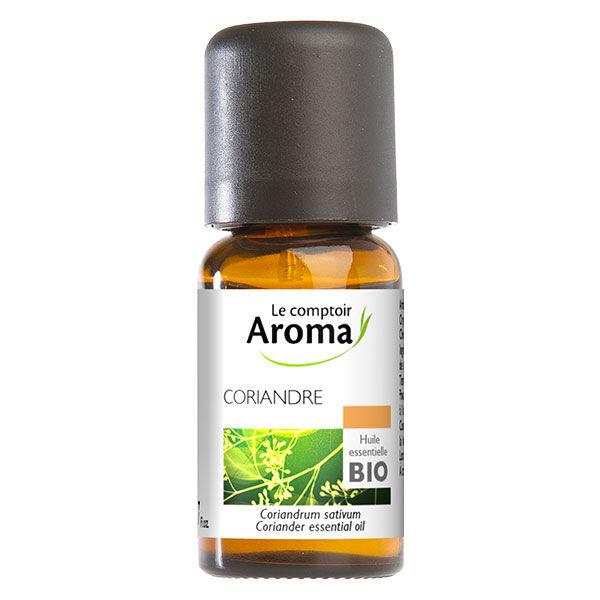Le Comptoir Aroma Huile Essentielle de Coriandre Bio 5ml