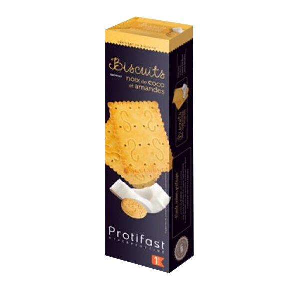 Protifast Biscuits Noix de Coco - Amande 20 biscuits