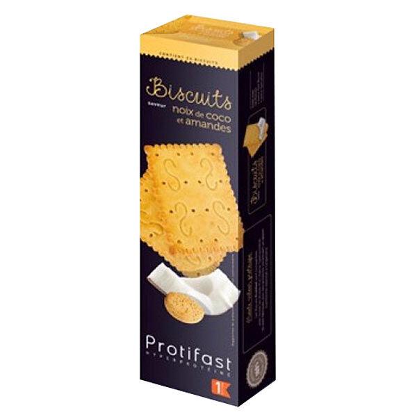 Protifast En-Cas Hyperprotéiné Noix de Coco Amande 16 biscuits