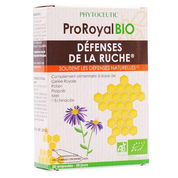 Pro Royal Phytoceutic ProRoyal Bio Défenses de la Ruche 20 ampoules